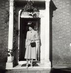 Skirt suit, 1953