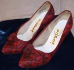 Joyce of California court shoes