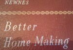 Image of Better Home Making book
