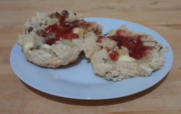 Picture of a scone