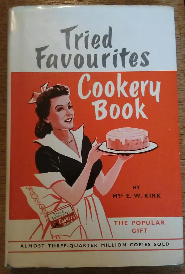 Picture of Tried Favourites cook book
